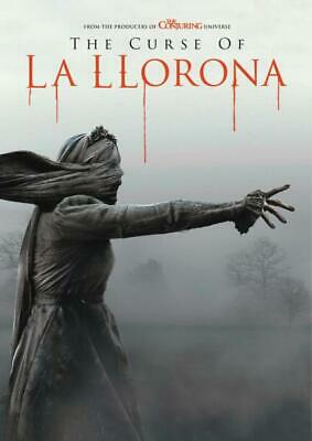 The Curse of La Llorona (2019), DVD