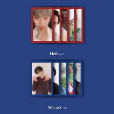 Cix - 1St Ep Album Hello Chapter 1. Hello, Stranger Photo Card Jinyoung Bx