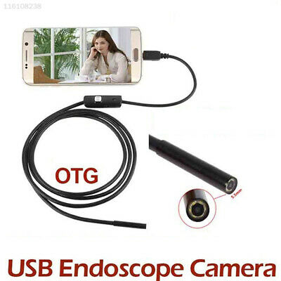 BDB1 3.5M 7MM IP67 Android Endoscope Inspection USB Borescope LED Tube Camera
