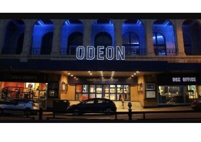 Odeon Cinema 2 For 1 Online Code 10/08 & 11/08