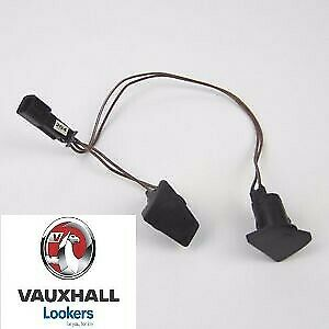 Genuine Vauxhall Corsa C Replacment Horn Buttons Harness Loom 9196058 2000-2006