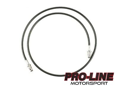 Ford Focus MK1 RS-All Models-Stainless Steel Braided Clutch Line-All Colours
