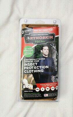 RynoSkin Insect Repellent Pants Green Size 2XLarge