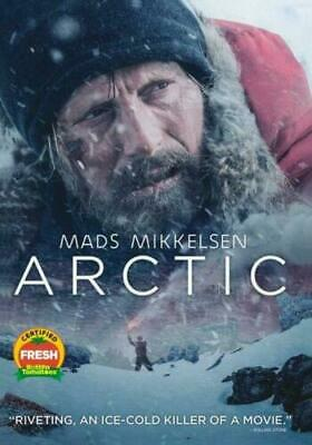 Arctic 2019 DVD. New and sealed. Free postage.