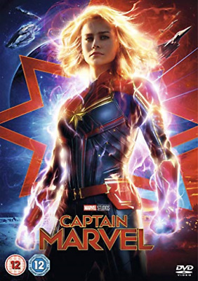 Captain Marvel DVD NEW