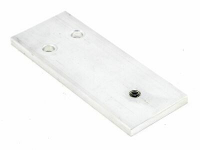 Aluminium 5mm 1x6mm Hole - Ø M6 Thread Mounting Verbindung-Element Board