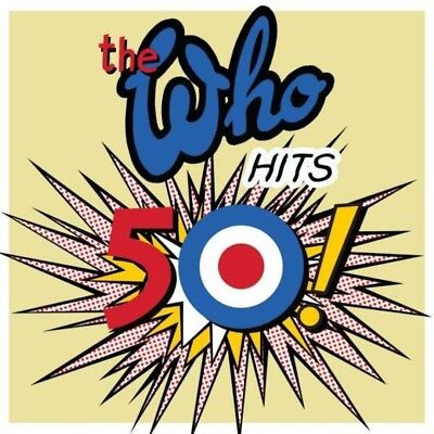 The Who - The Who Hits 50 CD NEU & OVP Inkl. Be Lucky ( Best Of / Greatest Hits)