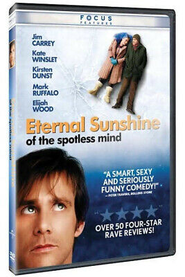 Eternal Sunshine of The Spotless Mind (DVD) Brand New Sealed R4