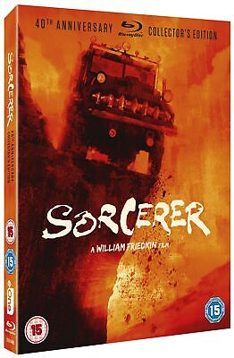 Sorcerer (40th Anniversary Edition) [Blu-ray]