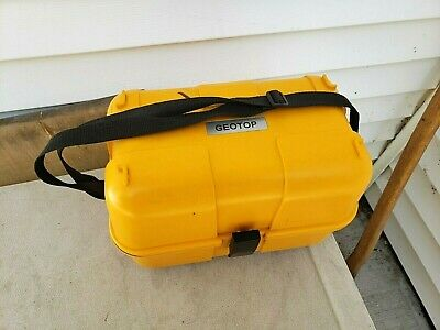 Geotop GT4 Transit, Case, Instructions. EXCELLENT Condition. Used Once.