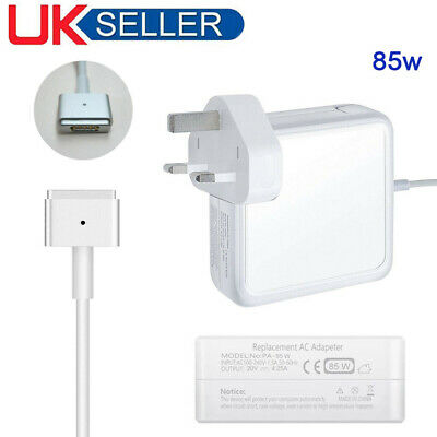 85W Power Adapter Charger For Magsafe 2 T Mac Macbook Pro 15'' 17'' A1398 A1424