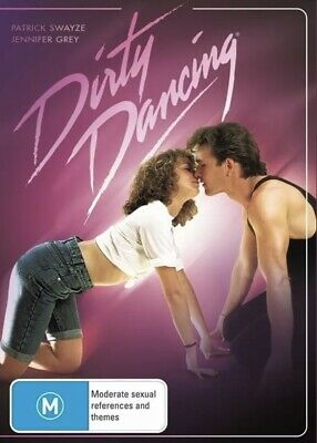 Dirty Dancing (DVD, 2004) Patrick Swayze Jennifer Grey R4 Brand New Sealed