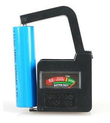 Battery Tester / checker AA/AAA/C/D/9V/18650  x 2 Pieces