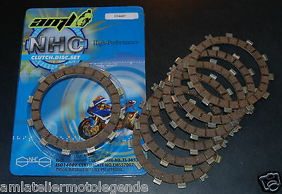Suzuki Gt 380 - Clutch Kit Discs Trimmed Nhc - 5773315