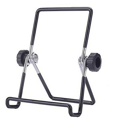 BH_ Universal Adjustable Portable Foldable Metal Holder Stand for PC Phone Mysti