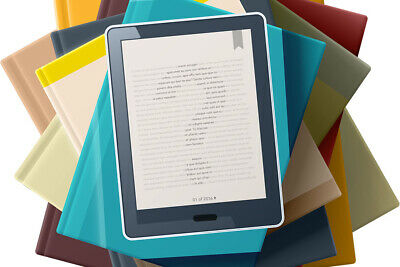 eBooks 120,000 Collection On 5 Discs Classic Huge Collection KINDLE 1789 - 2019