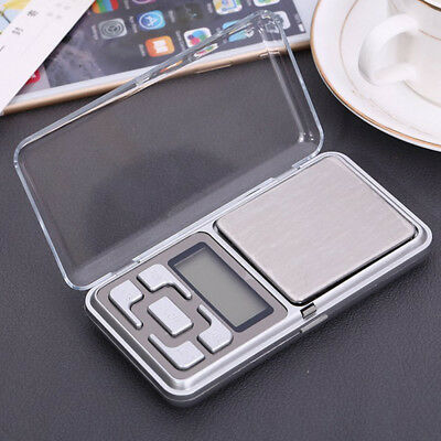 BH_ 0.001g-500g Mini Digital Jewelry Pocket Scale| Gram Precise Weighing Balance