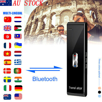 Translaty MUAMA Enence Smart Instant Real Time Voice 40 Languages Translator Hot