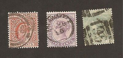 FRLOT CEYLON GB OLD Lot / British Colonies UK Early Stamps