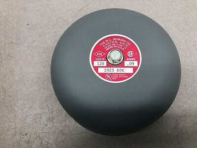 New In Box Wl Jenkins 120 Vac Bell 2025 60C