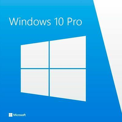 Windows 10 Pro 32/64 Bits Original Multilanguage Digital Key Windows