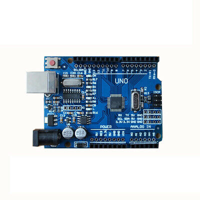 BH_ for Arduino UNO R3 ATmega328P CH340G Mini USB Board USB Cable Pin Header Eag