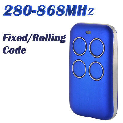 Multi-Frequency Key Fob Cloning Duplicator 433 868 315 MHz Remote Control HS1076