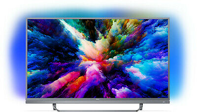 PHILIPS 49PUS7503/12 4K Ultra-HD-LED Android TV (Flat, 49 Zoll/123 cm, UHD 4K, S