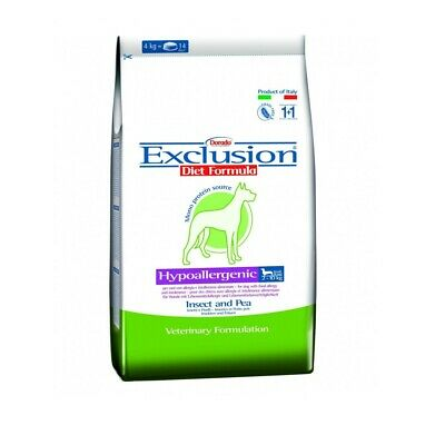 Alimento Exclusion Diet Insect And Pea M/L 12.5 Kg