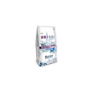 ALIMENTO CANE PUPPY MONGE VETSOLUTION INTESTINAL 1 KG x 3