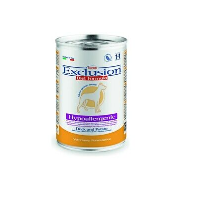 ALIMENTO EXCLUSION DIET DUCK AND POTATO 400 GR x 12