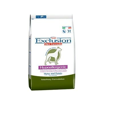 ALIMENTO EXCLUSION DIET HORSE AND POTATO S 800 GR x 4