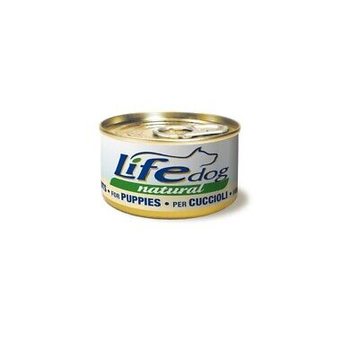 LIFE DOG NATURAL PUPPY 90 GR x 24