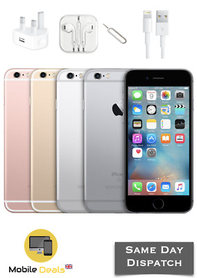 Apple iPhone 6s Plus  - 16GB 32GB 64GB - Unlocked Smartphone Various Colours