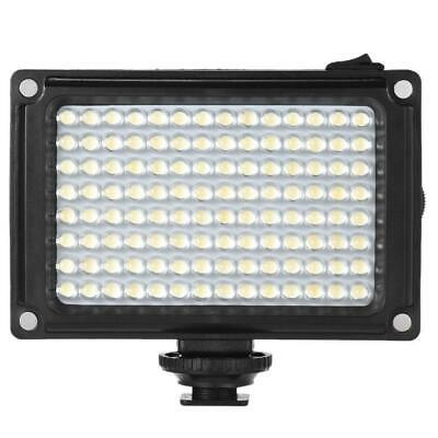 AD-96 Rechargeable Mini Portable On-camera LED Video Fill-in Light Panel 5500K