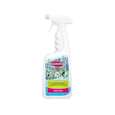 Inodorina Magic Home Spray Ocean Breeze 750 Ml X4 Confezioni