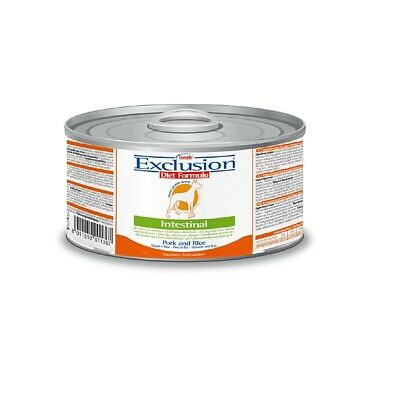 EXCLUSION DIET INTESTINAL PORK AND RICE 200 GR x 12