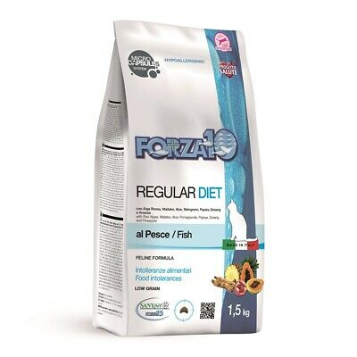 Forza 10 Gatto Regular Diet Pesce 1.5 Kg