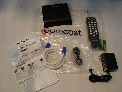 Comcast Digital Transport Adapter Self Installation Kit - DC50X    FREE SHIPPING