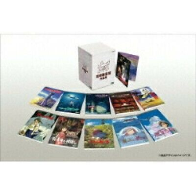 Hayao Miyazaki Movie Collection DVD 11 Disc New from Japan Shipping