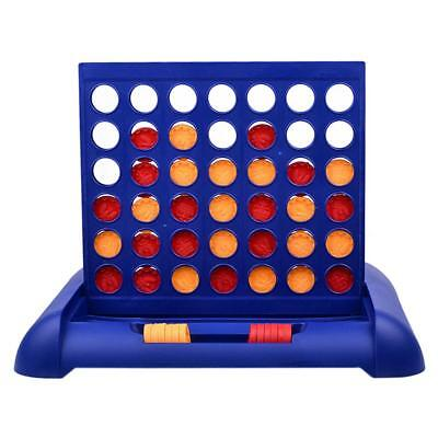 Connect 4 Classic Game Fun Board Grid Educational Toys Entertainment Kid Child