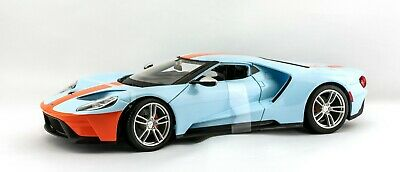2017 Ford GT 1:18 Model Car Maisto Special Edition, New