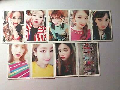 Twice Signal Preorder Photocards [Choose Member]