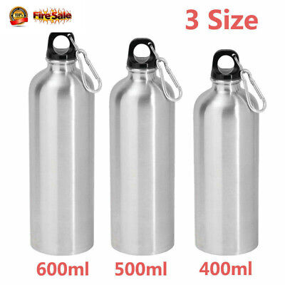 New Stainless Steel Water Bottle Double Wall Vacuum Insulated Sports Fitness