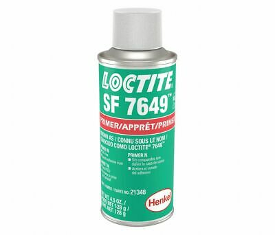 Loctite SF 7649 21348 Activator Primer & Cleaner 4.5OZ (Past Best By Date)