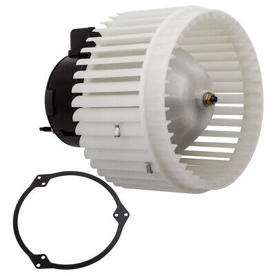 88-96 Cherokee /& Comanche Heater AC A//C Condenser Blower Motor Assembly Fan Cage