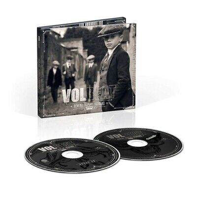 Volbeat - Rewind, Replay, Rebound (Limited Deluxe Edition) 2CD NEU & OVP (2019)
