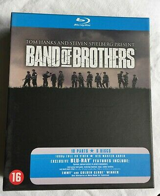 Band of Brothers (Intégrale) - Bluray (Version FR)
