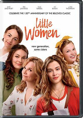 Little Women DVD 2018 DVD. New and sealed. Free postage.