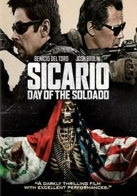 Sicario : Day of the Soldado DVD. New and sealed.